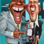 George Caricature artist
