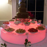 Chocolate Mountain (Chocolate Fountains), Birmingham