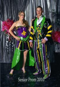 bad prom dress