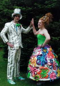 funny prom dress