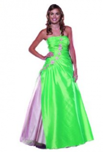 ugly gypsy prom dress