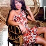 Coleen Rooney Prom Dresses