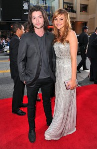 Jesse Richter Thomas Mcdonell and Nova Prescott Aimee Teegarden Prom.jpg