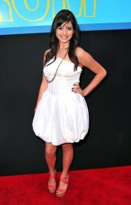 Rebecca Black prom