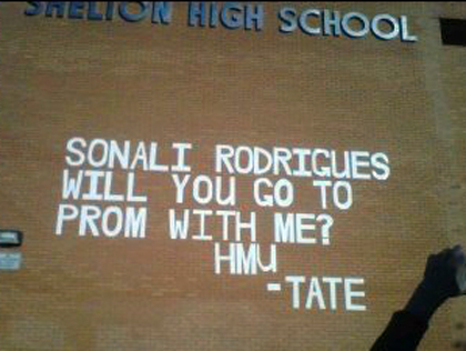 shelton prom james tate sonali rodrigues sign